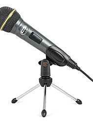Danyin DM-028 Condenser 3.5mm Microphone with Rotatable Holder