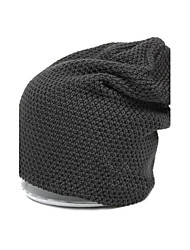 Men's Pineapple Texture Knitted Hat