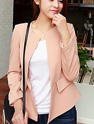 Casual Suit coréen Folli Solid Color