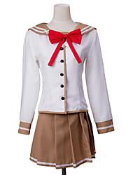 Marinheiro da High School Electrowave Menina Uniforme