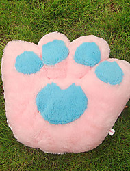 Lovely Cartoon Bear Claw Shape Novelty Pillow