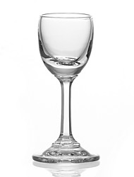 Mini Wine Glass, Glass 1oz
