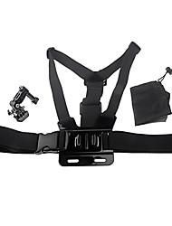 GoPro-Zubehör Brustgurt Chesty  / Brust Gurt / Einbeinstativ / HalterungFür-Action Kamera,GoPro Hero 5 / Gopro 3/2/1 / Gopro Hero 4