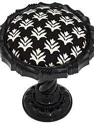 Rétro Retenues de forme noire européenne de tournesol classique (une paire)