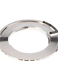 M4/3-NEX объектива камеры переходное кольцо (серебро)