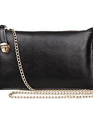 Frauen 100% echtes Leder-Handtaschen-Tag erfasst