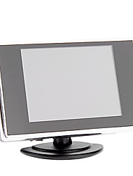 "3.5 ""Flat Car Retrovisor Monitor de LCD"