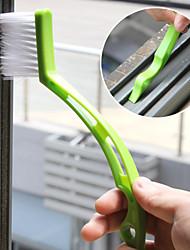 """Corner Cleaning Brush, Plastic 8.8""""*2.4"""",Random Color"""