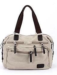 Borsa a tracolla unisex Canvas Handbag Messenger