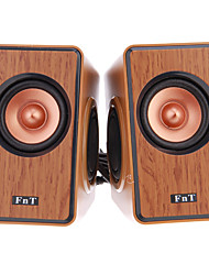 Compact Design Prime Usb Multimedia Speaker (F&T 2048,1 Pair)
