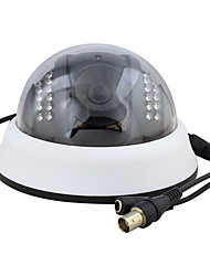 800TVL 1/4 CMOS IR-CUT(Day and night switching function) CCTV IR Dome camera HD YS-660CD