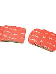 GoPro Accessoires Bevestiging / Toebehoren Kit Voor Allemaal Automatisch / Sneeuwmobielen / motocycle / Fietsen