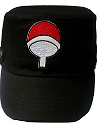 Naruto Uchiha Sasuke famille de chapeau de Cosplay