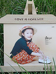 """11.25""""H Modern Style Creative Easel Type Picture Frame"""