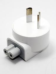Slim AU AC Plug for Macbook Air Pro (White)