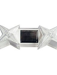 Moderna Solar LED Light Wall Star Light Luce giardino