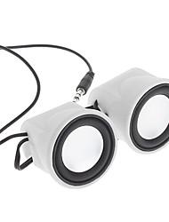 Speaker Juntamente Mini para celulares (branco)
