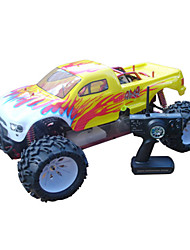 1/5 4WD Gas Powered Ready To Run di Monster Truck RC (giallo)