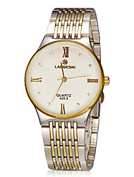 Damen Quartz Band Silber / Gold