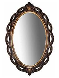 "35 ""H Страна Стиль Ретро настенное зеркало"