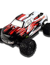 1/18 Scale Brushless 4WD Monster Truck