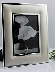 """9,25 """"Cadre H style moderne rectangulaire en métal Photo"""
