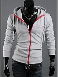 nuova moda maschile arriva con un cappuccio hoodies sottili