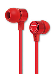 Somic MH403 Stereo Fashionable Music In-Ear Earphone for MP3/iPad/iPhone/MP4