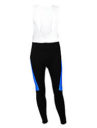 KOOPLUS Bike/Cycling Tights / Pants/Trousers/Overtrousers / Bottoms Men'sBreathable / Moisture Permeability / Wearable / Thermal / Warm /