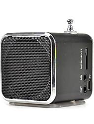 3-in-1 DIY fm tragbaren mp3-Lautsprecher android Karaoke-Musik-Sound
