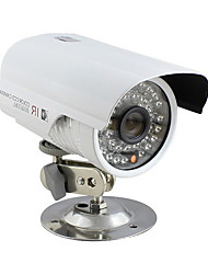700TVL IR Waterproof Camera with 1/4 Inch COMS IR-CUT (Day and Night Switching Function)
