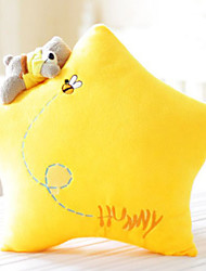 Lovely Cartoon Star Shape Novelty Pillow