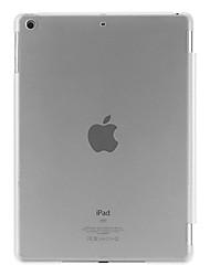 Transparent Matt PC Hard Case für iPad Air