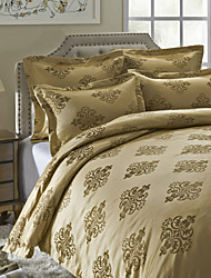 Duvet Cover Sets , Gold