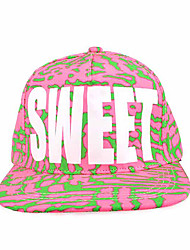Oyear Colorful Leopard Pattern Hip Pop Cap