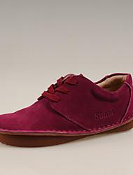 Simul Chaussures Mode personnalisé de bateaux (fuchsia)