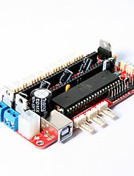 RepRap Sanguinololu Rev 1.3a assembled Controller board for 3D Printer