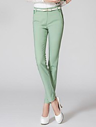 Women'sCottonr Slim Casual Long Pants