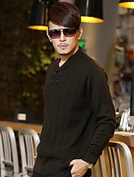 мужская 55% шерсть свитер