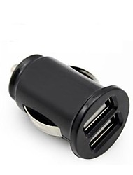 Universelles Autostromanschluss Dual 2 Port USB Car Charger 2.1A Adapter für iPhone iPad HTC Samsung ...