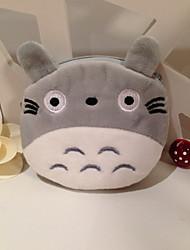 Classic Totoro Design Lint Change Purse