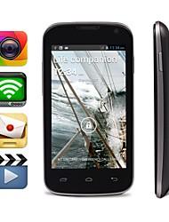 "MOCREO STAR 4.0"" Android 4.2 2G Smartphone(1.2GHz Dual Core,Dual Camera,Dual SIM,WiFi,GPS)"