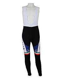 Kooplus2013 Championnat Italie Jersey Tissu élastique Cycling Bib-Pants