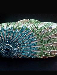 Classical Luxuriant Bridal Clutch Bag for Wedding