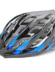 LUNA Ciclismo Azul PC / EPS 24 Vents de bicicletas / bicicletas Casco