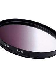 77mm Постепенное Серый фильтр объектива