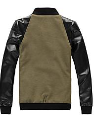 Correspondance des couleurs cuir PU Jacket