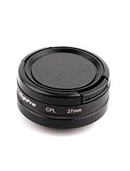 G-199  37mm CPL Filter Circular Polarizer Lens Filter for Gopro Hero3+ / Hero3
