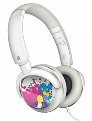 Cuffie Over-Ear con Bass audio per iPod (bianco)