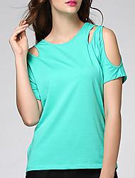 OxygeneMonde Casual T Shirt(Green)-1152308
